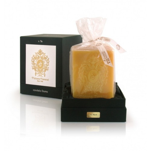XIX March scented candle from Tiziana terenzi