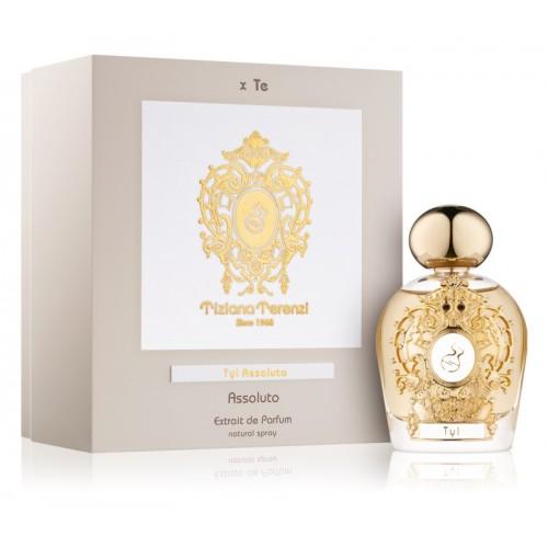 TYL ASSOLUTO extrait de perfume. Tiziana Terenzi.