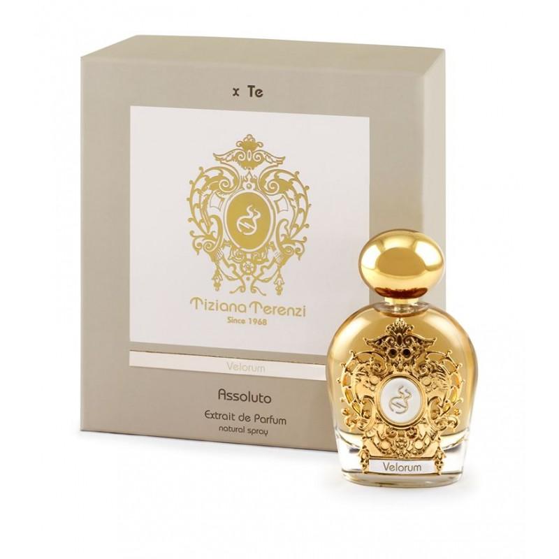 Velorum ASSOLUTO je niché parfém od Tiziani Terenzi.