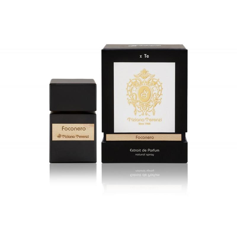 FOCONERO niché parfém pro ženy i muže. Obsahuje výhradně přírodní esence,