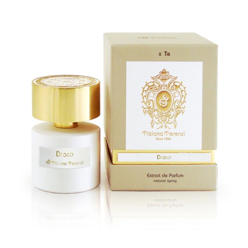 Draco extrait de parfum . Natural essence from Tiziana Terenzi