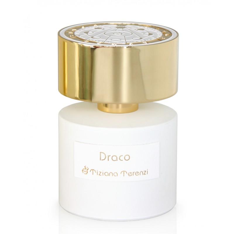 DRACO niché parfém. Úžasný extrakt z výtažků bergamotu, magnólie, hrušky, heliotropu a pomeranče.